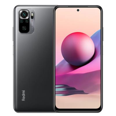 Смартфон Xiaomi Redmi Note 10S 6/128 Gb  (NFC) Onyx Gray (Серый Оникс)
