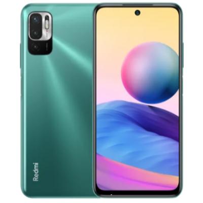 Смартфон Xiaomi Redmi Note 10T 4/128 Gb (NFC) Aurora Green (Зелёное сияние)