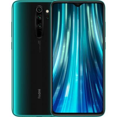 Смартфон XIaomi Redmi Note 8 Pro 6/64 Gb Green (Зеленый) Global EU