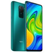 Смартфон Xiaomi Redmi Note 9 3/64 Gb NFC Green (Зеленый) Global EU