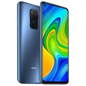 Смартфон Xiaomi Redmi Note 9 3/64 Gb NFC Grey (Серый) Global EU