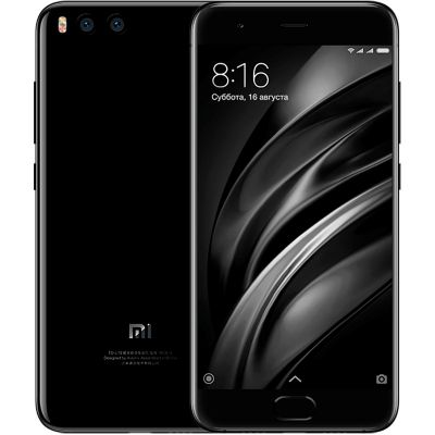 Xiaomi Mi 6 128Gb Ceramic Special Edition (Черный Ceramic)