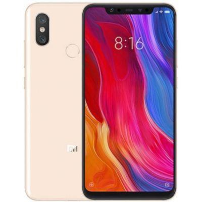Смартфон Xiaomi Mi8 256Gb (Золотой)