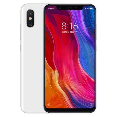 Смартфон Xiaomi Mi8 6/128Gb (Белый) EU