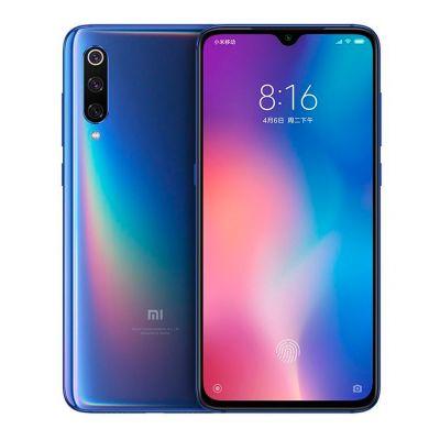 Смартфон Xiaomi Mi9 6/128Gb (синий) Global EU