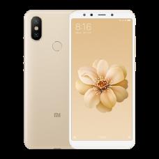 Смартфон Xiaomi Mi A2 64Gb (золотой)