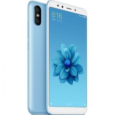 Смартфон Xiaomi Mi A2 64Gb (голубой) Global EU