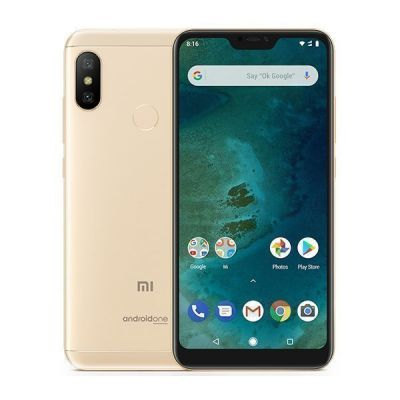 Xiaomi Mi A2 Lite 3/32 Gb (Золотой) Global EU