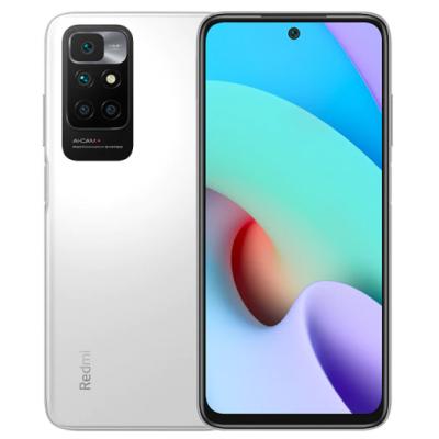 Смартфон Xiaomi Redmi 10 4/128GB  White (Белый)