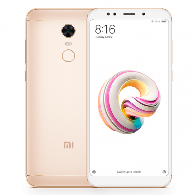 Xiaomi Redmi 5 Plus 64gb (Розовый) Global EU