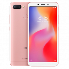 Xiaomi Redmi 6 3/32 Gb (Розовый) Global EU