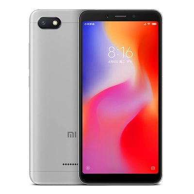 Xiaomi Redmi 6A 2/16 Gb (Серый) Global EU