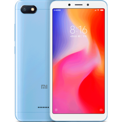 Xiaomi Redmi 6A 2/16 Gb (Синий)