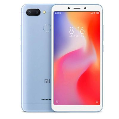 Xiaomi Redmi 6 4/64 Gb (Голубой) Global EU