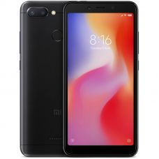 Xiaomi Redmi 6 3/64 Gb (Черный) Global EU