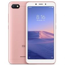 Xiaomi Redmi 6A 3/32 Gb (Розовый)
