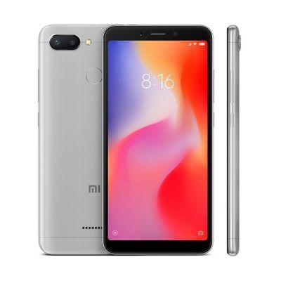 Xiaomi Redmi 6 3/64 Gb (Серый) Global EU