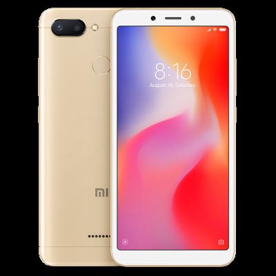 Xiaomi Redmi 6 3/32 Gb (Золотой) Global EU