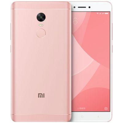 Xiaomi Redmi Note 4X 16 Gb (розовый)