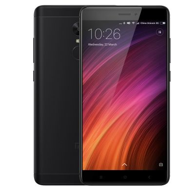 Xiaomi Redmi Note 4X 16 Gb (черный)