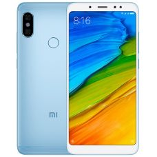 Xiaomi Redmi Note 5 3/32 Gb (синий)