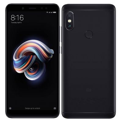 Xiaomi Redmi Note 5 3/32 Gb (черный) Global EU