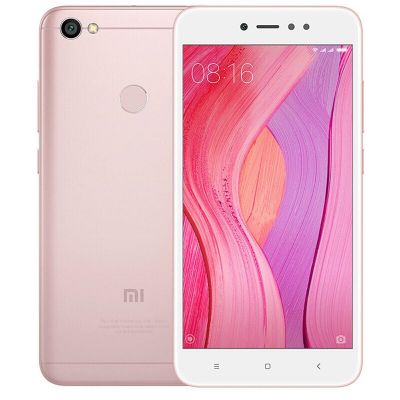 Xiaomi Redmi Note 5a Prime 32 Gb (Розовый)
