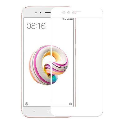 Защитное стекло для Xiaomi Mi 5X (белое)