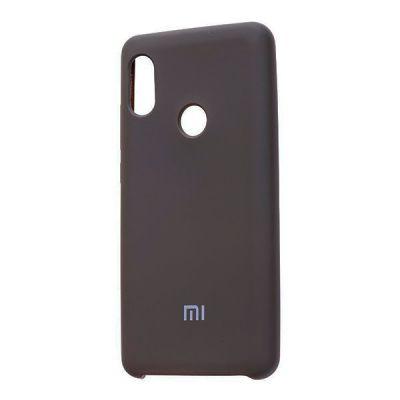 Клип-кейс Soft Touch Xiaomi Mi 8 Lite Черный