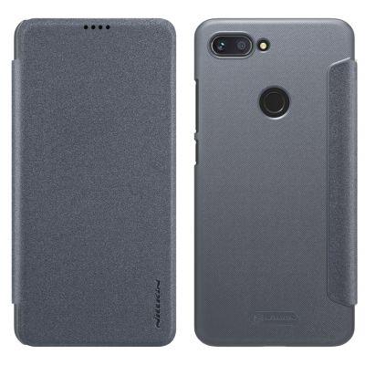 Nillkin Sparkle для Xiaomi Mi 8 Lite Серый