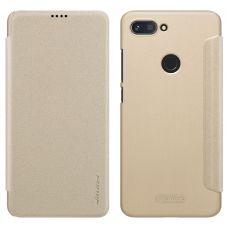 Nillkin Sparkle для Xiaomi Mi 8 Lite Золотой