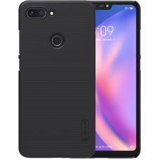 Клип-кейс Nillkin для Xiaomi Mi 8 Lite Черный