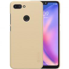 Клип-кейс Nillkin для Xiaomi Mi 8 Lite Золотой