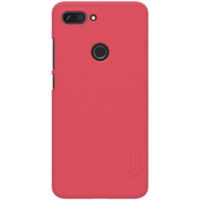 Клип-кейс Nillkin для Xiaomi Mi 8 Lite Красный