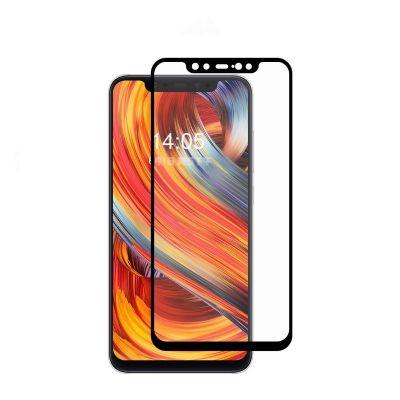 Защитное стекло для Xiaomi Mi 8 black
