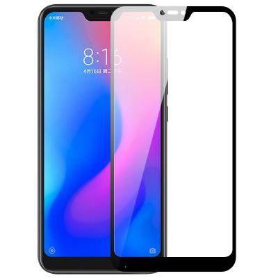 Защитное стекло полное покрытие для Xiaomi Mi A2 Lite / Redmi 6 Pro