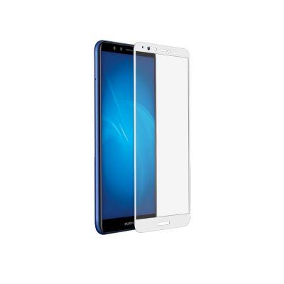 Защитное стекло для Huawei P Smart Белое