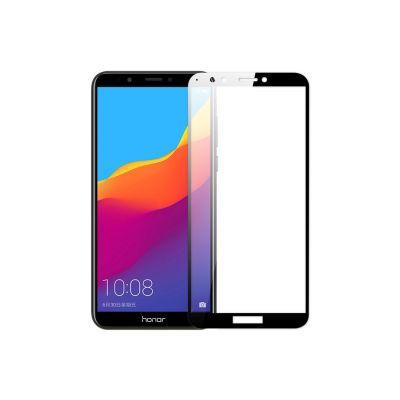 Защитное стекло Full Glue для Huawei Honor 7A Pro/Y6 Prime Черное