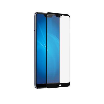Защитное стекло для Huawei Honor 8X Черное