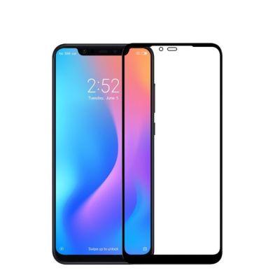 Защитное стекло Nillkin СP+ для Xiaomi Mi 8 (черное)