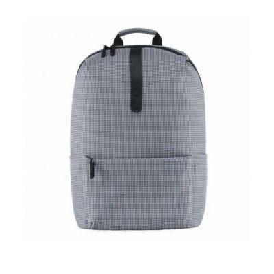 Рюкзак Xiaomi College Casual Shoulder Bag Grey (Серый)