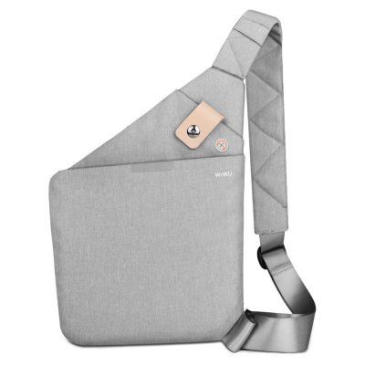 Сумка Wiwu Crossbody Bag (Grey)